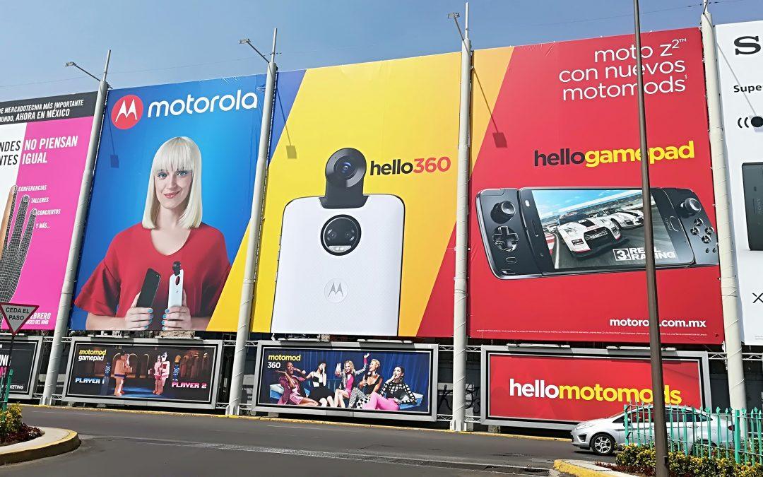 """""""Hello Moto"""" desde el AICM"""