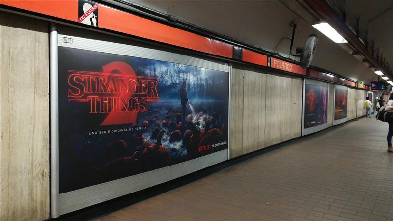 """""""Extrañas cosas"""" vuelven a suceder en la estación Polanco del Metro CDMX"""